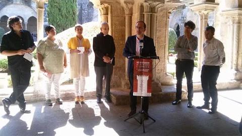 Infominho -  -M�sica no Claustro- regresa � Catedral de Tui con jazz, artesan�a e novos talentos  - INFOMI�O - Informacion y noticias del Baixo Mi�o y Alrededores.