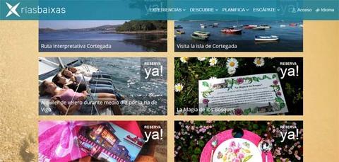 Infominho -  A nova web de Turismo R�as Baixas xa est� operativa - INFOMI�O - Informacion y noticias del Baixo Mi�o y Alrededores.