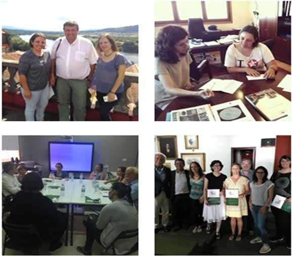 Infominho -  San Xerome presenta o proxecto -un Baixo Mi�o para tod@s- ante os concellos de Oia, Tui, Tomi�o, A Guarda e O Rosal - INFOMI�O - Informacion y noticias del Baixo Mi�o y Alrededores.