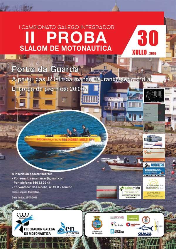 Infominho -  A Guarda acolle este s�bado a II Proba Slalom de Moton�utica - INFOMI�O - Informacion y noticias del Baixo Mi�o y Alrededores.