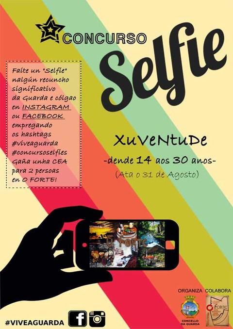 Infominho - O concello da Guarda crea o concurso selfie #viveaguarda dirixido á xuventude da vila  - INFOMIÑO - Informacion y noticias del Baixo Miño y Alrededores.