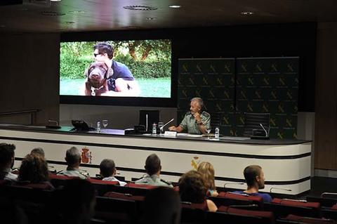 Infominho - La Guardia Civil presenta la campaña contra el maltrato y abandono de animales domésticos  #YoSiPuedoContarlo - INFOMIÑO - Informacion y noticias del Baixo Miño y Alrededores.