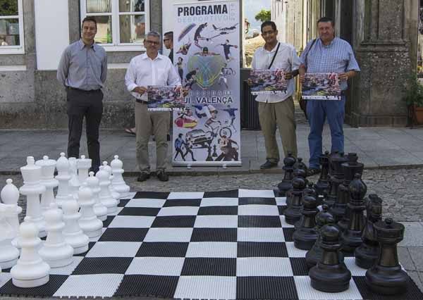 Infominho -  Este s�bado celebrarase o II Torneo de Xadrez da Eurocidade - INFOMI�O - Informacion y noticias del Baixo Mi�o y Alrededores.