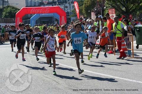 Infominho - Carreiras Pedestres das Festas do Monte 2016 o sábado 6 de agosto de 2016 - INFOMIÑO - Informacion y noticias del Baixo Miño y Alrededores.