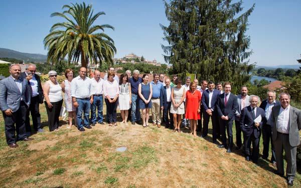 Infominho - Deputación de Pontevedra e CIM Alto Miño presentan a nova AECT rio Miño como -unha oportunidade de desenvolvemento nun espazo común- - INFOMIÑO - Informacion y noticias del Baixo Miño y Alrededores.