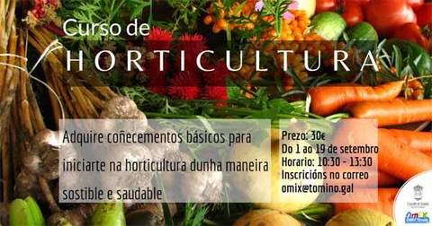 Infominho -  �ltimas prazas para o Curso de Horticultura en Tomi�o - INFOMI�O - Informacion y noticias del Baixo Mi�o y Alrededores.
