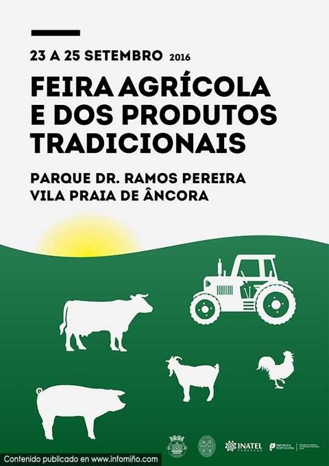 Infominho -  Feira Agr�cola e dos Produtos Tradicionais de 23 a 25 de setembro em Vila Praia de �ncora - INFOMI�O - Informacion y noticias del Baixo Mi�o y Alrededores.