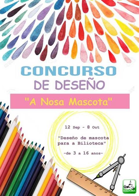 Infominho - A Biblioteca Municipal da Guarda lanza o concurso de deseño -Mascota da Biblioteca- como parte da campaña Vive a Biblioteca  - INFOMIÑO - Informacion y noticias del Baixo Miño y Alrededores.