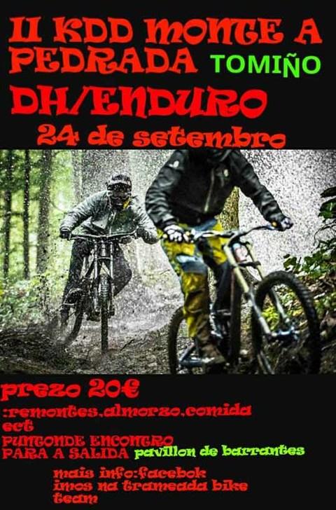 Infominho -  II KDD Monte A Pedrada Tomi�o DH/Enduro este s�bado - INFOMI�O - Informacion y noticias del Baixo Mi�o y Alrededores.