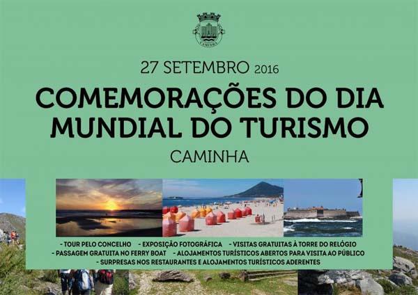 Infominho - Concurso e Exposição de Fotografia -Um olhar sobre Caminha- integra Comemorações do Dia Mundial do Turismo - INFOMIÑO - Informacion y noticias del Baixo Miño y Alrededores.