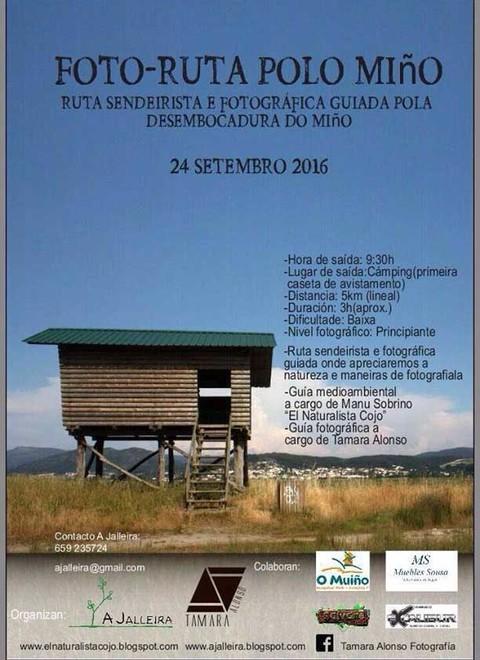 Infominho -  Foto-Ruta polo Mi�o o s�bado 24 de setembro - INFOMI�O - Informacion y noticias del Baixo Mi�o y Alrededores.