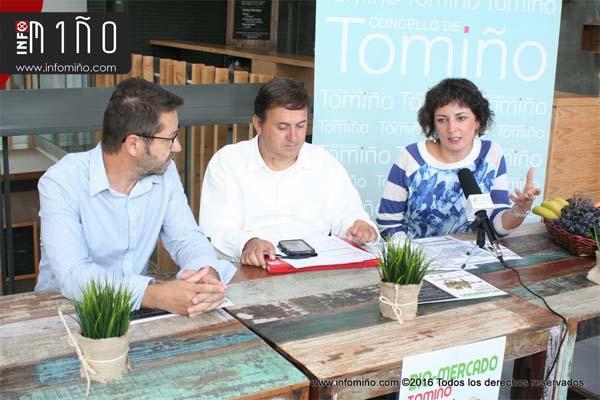 Infominho -  Especial- M�is de 70 stands participar�n este domingo no 2� Bio-Mercado de Tomi�o - INFOMI�O - Informacion y noticias del Baixo Mi�o y Alrededores.