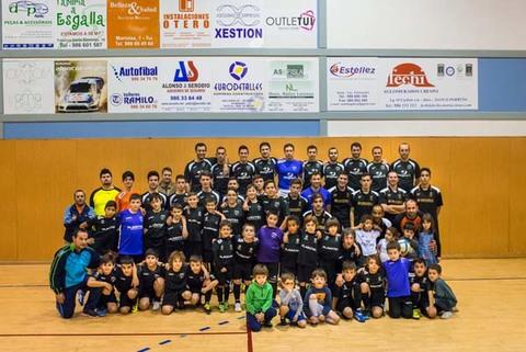 Infominho -  A Quinta de Tui Futsal enfr�ntase este s�bado � Ver�n FS - INFOMI�O - Informacion y noticias del Baixo Mi�o y Alrededores.