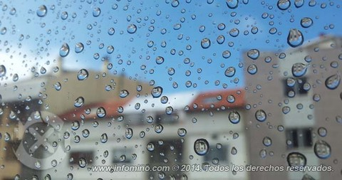 Infominho -  Ag�rdanse ata 15l/m2 de chuvias para esta tarde - INFOMI�O - Informacion y noticias del Baixo Mi�o y Alrededores.