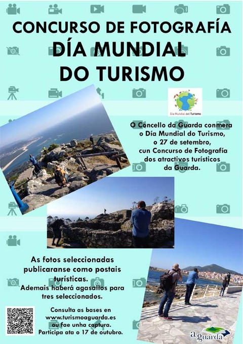 Infominho -  Últimos días de prazo para participar no -Concurso de Fotografía Día Mundial do Turismo da Guarda - INFOMIÑO - Informacion y noticias del Baixo Miño y Alrededores.