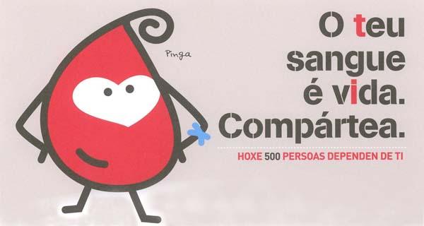 Infominho -  Unidade de doaz�ns de sangue o luns 24 de outubro no Rosal - INFOMI�O - Informacion y noticias del Baixo Mi�o y Alrededores.