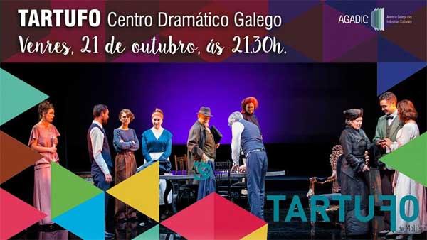 Infominho -  Tui acolle este venres o inicio da xira da nova montaxe do Centro Dram�tico Galego, -Tartufo- - INFOMI�O - Informacion y noticias del Baixo Mi�o y Alrededores.