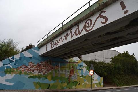 Infominho - Tui convoca un novo concurso para pintar dúas novas pontes de entrada á cidade con obras artísticas  - INFOMIÑO - Informacion y noticias del Baixo Miño y Alrededores.
