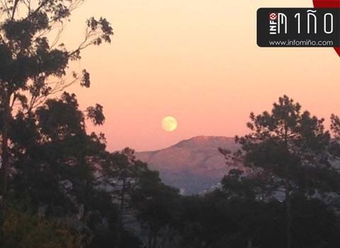 Infominho - Esta noche tendrá lugar una Superluna - INFOMIÑO - Informacion y noticias del Baixo Miño y Alrededores.