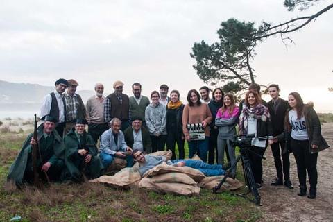 Infominho - 15 Pesetas por Frete foi seleccionado na XI Muestra de Cine Europeo Ciudad de Segovia - INFOMIÑO - Informacion y noticias del Baixo Miño y Alrededores.