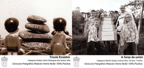 Infominho - Antón Ferreira en poesía e Darío Rodríguez en fotografía gañadores do Concurso Relación Home/Muller 100% Positiva - INFOMIÑO - Informacion y noticias del Baixo Miño y Alrededores.