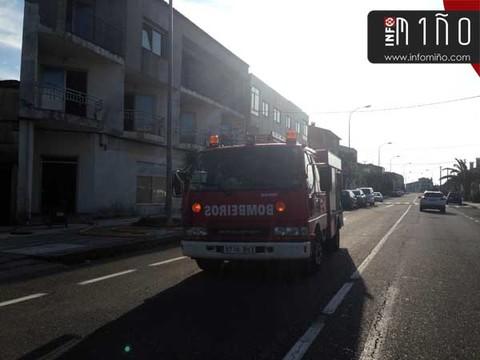 Infominho - Un incendio afectou este mediodía a unha cociña dun inmoble de A Guarda - INFOMIÑO - Informacion y noticias del Baixo Miño y Alrededores.