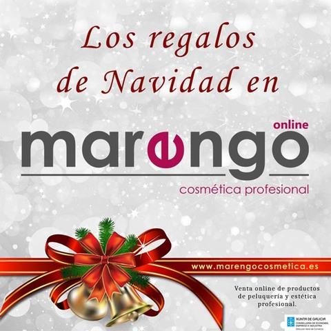 Infominho -  Los regalos de Navidad en Marengo Cosmética Profesional - INFOMIÑO - Informacion y noticias del Baixo Miño y Alrededores.