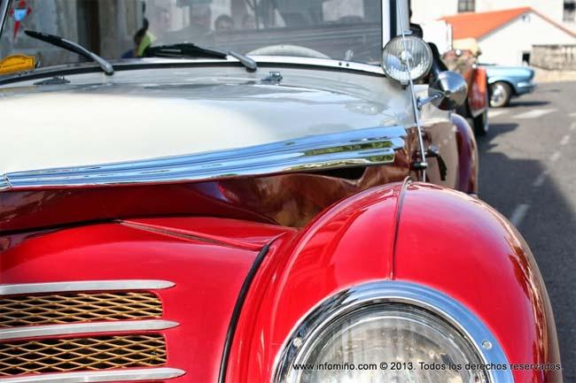 Infominho - Concentración de coches clásicos este sábado na praza tomiñesa do Seixo - INFOMIÑO - Informacion y noticias del Baixo Miño y Alrededores.