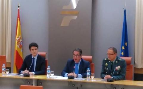 Infominho -  Gregorio Serrano, director general de Tráfico presenta el dispositivo especial de seguridad vial para esta Navidad - INFOMIÑO - Informacion y noticias del Baixo Miño y Alrededores.