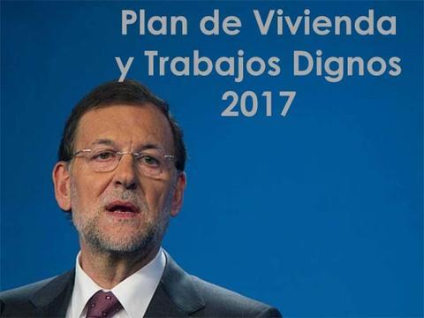 Infominho - Rajoy afirma que en 2017 todos los españoles tendrán una vivienda y empleo dignos - INFOMIÑO - Informacion y noticias del Baixo Miño y Alrededores.