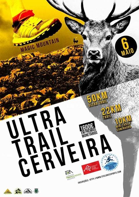 Infominho - O Ultra Trail Cerveira 2017 regresa o 6 de Maio - INFOMIÑO - Informacion y noticias del Baixo Miño y Alrededores.