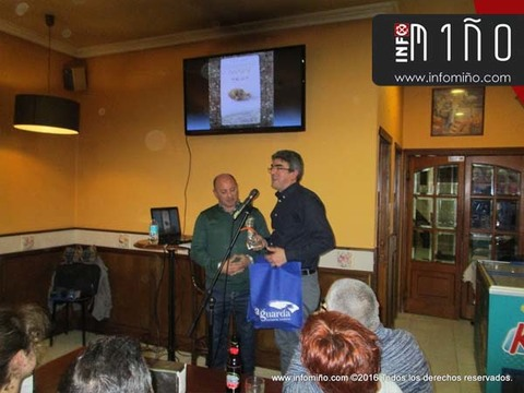 Infominho - Especial - A Guarda iniciou as Barferencias do 2017 co Centenario do MASAT - INFOMIÑO - Informacion y noticias del Baixo Miño y Alrededores.