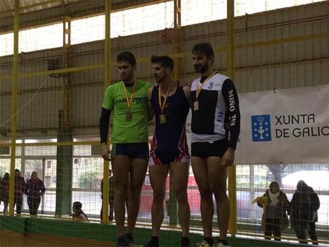 Infominho - El remero guardés Óscar Alonso consigue la Plata en el Campeonato Nacional de Ergómetro - INFOMIÑO - Informacion y noticias del Baixo Miño y Alrededores.