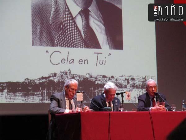 Infominho - Especial - Tui rindió homenaje a Camilo José Cela en el centenario de su nacimiento - INFOMIÑO - Informacion y noticias del Baixo Miño y Alrededores.