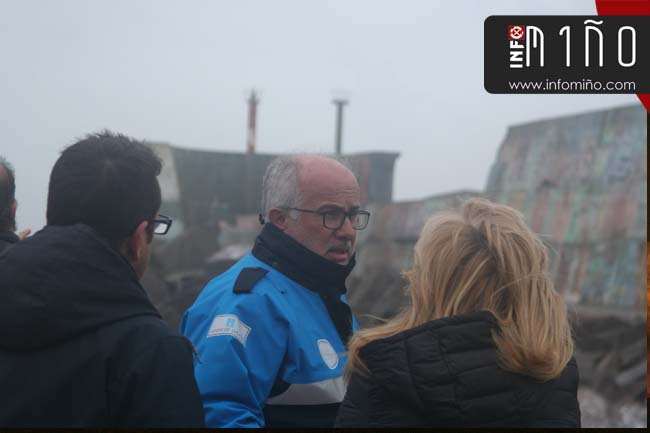 Infominho - Puertos de Galicia iniciará la evaluación de daños en A Guarda en cuanto cese el mal tiempo - INFOMIÑO - Informacion y noticias del Baixo Miño y Alrededores.