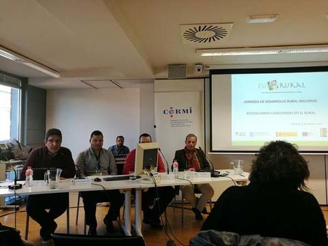 Infominho - Xornada de Presentación do proxecto: -Potenciando Capacidades- en Madrid - INFOMIÑO - Informacion y noticias del Baixo Miño y Alrededores.