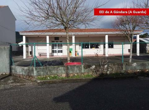 Infominho - La Escuela Unitaria de A Gándara en A Guarda se niega a desaparecer - INFOMIÑO - Informacion y noticias del Baixo Miño y Alrededores.