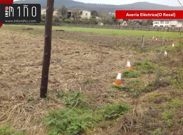 Infominho - Una nueva avería en el suministro eléctrico colapsa el centro de O Rosal - INFOMIÑO - Informacion y noticias del Baixo Miño y Alrededores.