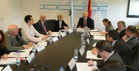 Infominho - Conde avalía coa Mesa do Autónomo as medidas da nova Estratexia 2020 da Xunta para mellorar as condicións do sector - INFOMIÑO - Informacion y noticias del Baixo Miño y Alrededores.