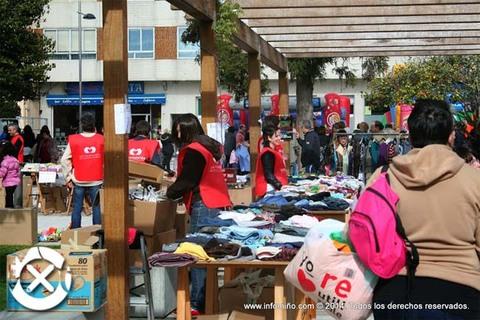 Infominho - Mercadillo solidario de Conrazones este domingo en la Alameda de A Guarda - INFOMIÑO - Informacion y noticias del Baixo Miño y Alrededores.