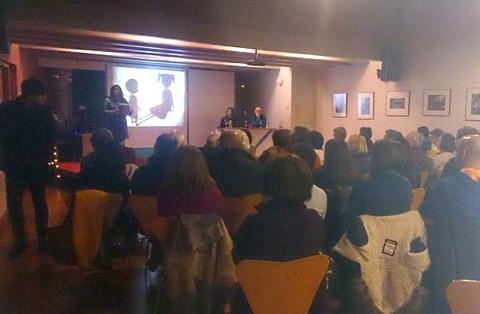 Infominho -  A Casa da Comunidade de Montes de Camposancos acolleu este sábado unha charla sobre Transxénero - INFOMIÑO - Informacion y noticias del Baixo Miño y Alrededores.