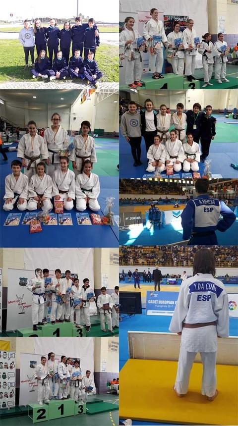 Infominho -  Buenos resultados para los deportistas del Club de Judo Baixo Miño - INFOMIÑO - Informacion y noticias del Baixo Miño y Alrededores.