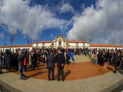 Infominho -  Valença Inaugurou Equipamento Inovador: Presidente da República Inaugurou o complexo - INFOMIÑO - Informacion y noticias del Baixo Miño y Alrededores.