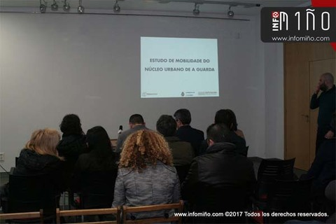 Infominho - Especial- A Deputación de Pontevedra presentou o Estudio de Mobilidade do Núcleo Urbano de A Guarda - INFOMIÑO - Informacion y noticias del Baixo Miño y Alrededores.