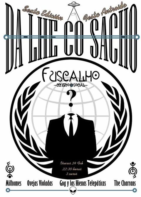 Infominho - A sexta edición do Da-lhe co sacho! regresa ó CS Fuscalho de A Guarda este venres - INFOMIÑO - Informacion y noticias del Baixo Miño y Alrededores.