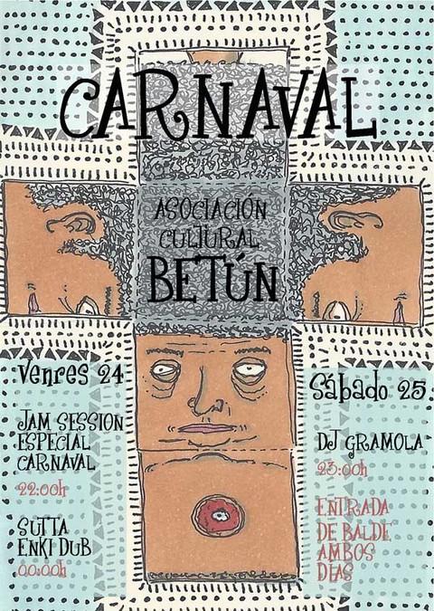 Infominho - Programación Carnaval 2017: Asociación Cultural Betún - INFOMIÑO - Informacion y noticias del Baixo Miño y Alrededores.