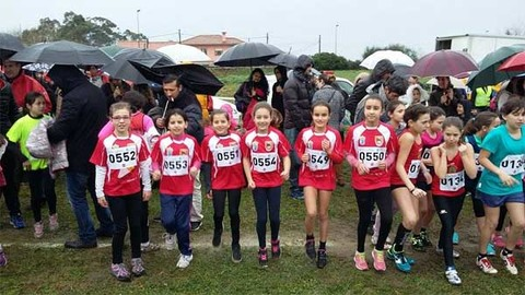 Infominho -  O equipo Alevín Feminino do CEIP de Guillarei proclamouse Campión Provincial de Campo a Través - INFOMIÑO - Informacion y noticias del Baixo Miño y Alrededores.