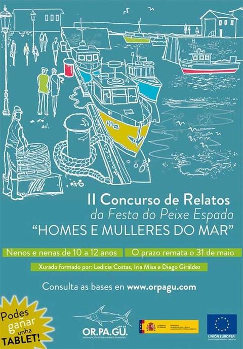 Infominho - Orpagu organiza a 2ª edición do Concurso de relatos -Homes e mulleres do Mar- - INFOMIÑO - Informacion y noticias del Baixo Miño y Alrededores.