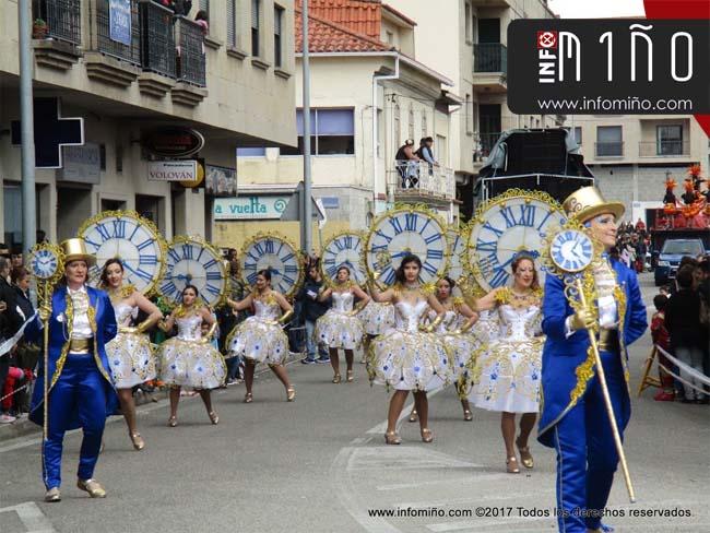 Infominho - Especial - O Rosal celebró este domingo el Desfile de Carnaval 2017 - INFOMIÑO - Informacion y noticias del Baixo Miño y Alrededores.