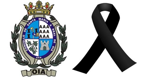 Infominho - O Concello de Oia declara un día de luto oficial polo tráxico falecemento de Adrián Araújo Martínez - INFOMIÑO - Informacion y noticias del Baixo Miño y Alrededores.